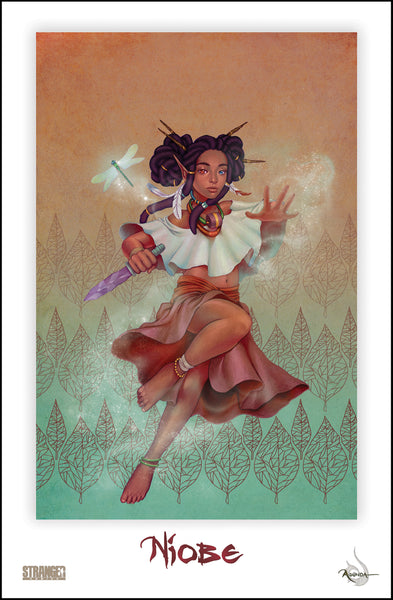 Niobe Furniss 11x17 Print