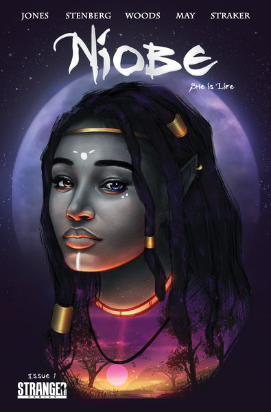 Niobe: She is Life #1 4th Printing