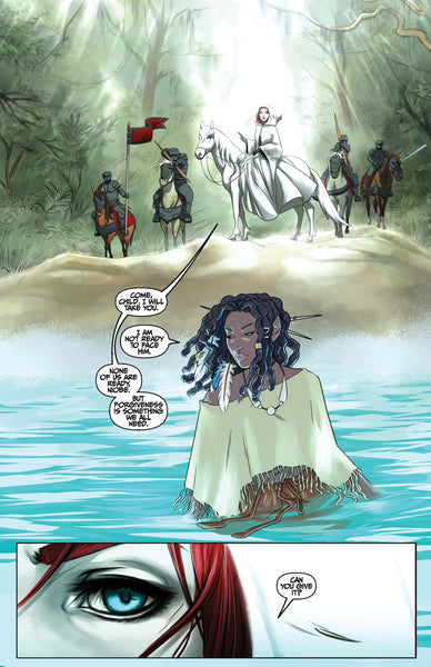 Niobe: She is Life Hardcover Graphic Novel