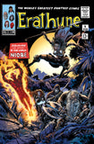 Erathune #1-4 + Black Panther Homage Convention Variant