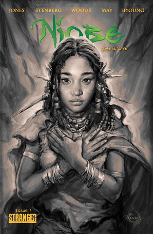 Niobe: She is Life #1 Hyoung Retailer Incentive