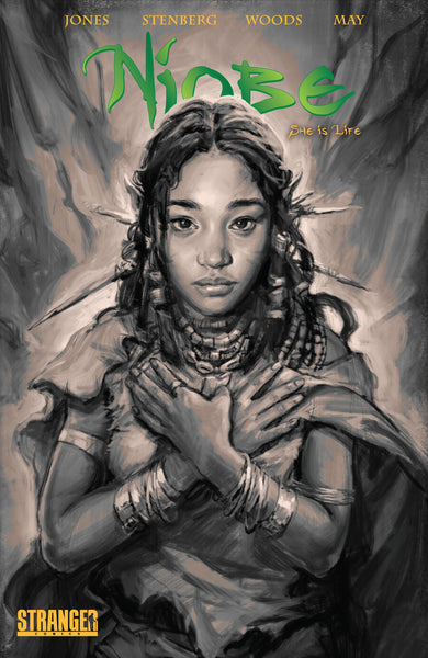 Niobe: She is Life Trade Paperback, Vol. 1