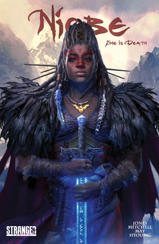 Niobe: She is Death Trade Paperback, Vol. 2