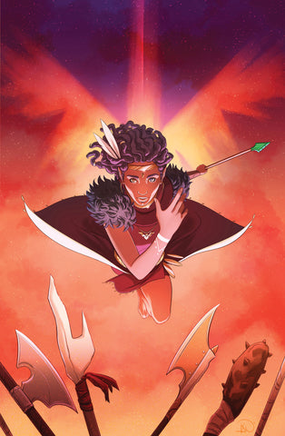 Niobe: She is Life #4 Ashley Woods 2nd Printing Virgin & Trade Dress
