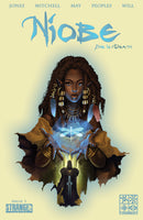 Niobe: She is Death #1 Art Contest Winner Peoples Variant