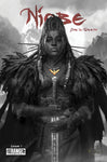 Niobe: She is Death #1 Hyoung Spot Color Convention Variant