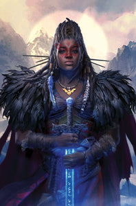 Niobe: She is Death #1 Hyoung Virgin Variant