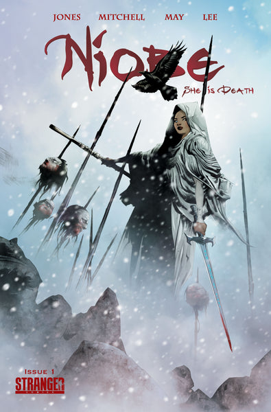 Niobe: She is Death #1 Retail Cover B Jae Lee