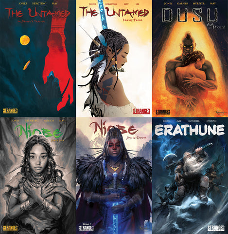 Asunda Trade Paperback Bundle CONVENTION DEAL