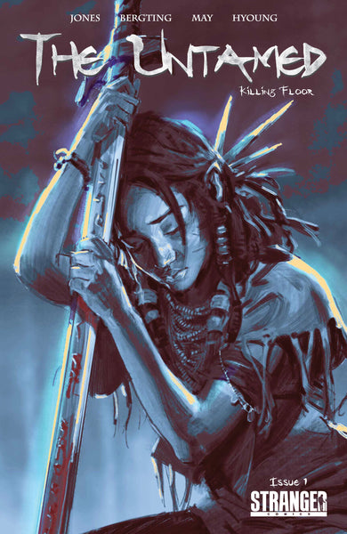 The Untamed: Killing Floor #1 Hyoung Retailer Incentive