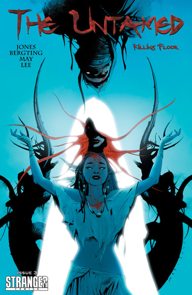 The Untamed: Killing Floor #3 Jae Lee Retail Cover B