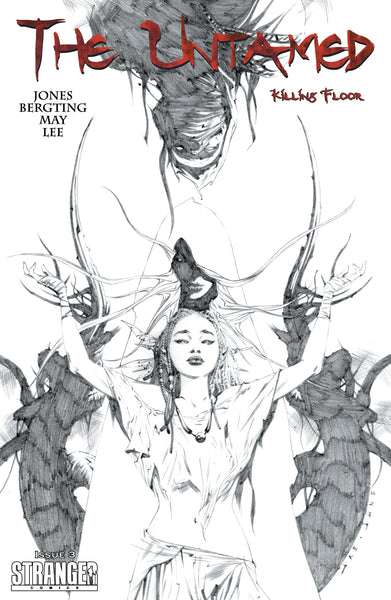 The Untamed: Killing Floor #3 Jae Lee Retailer Incentive
