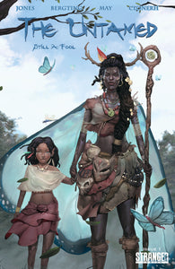 "The Untamed: Still a Fool #1 ClonerH ""Niobe & Dura"" Kickstarter Variants"