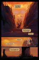 The Untamed: A Sinner's Prayer Hardcover Graphic Novel