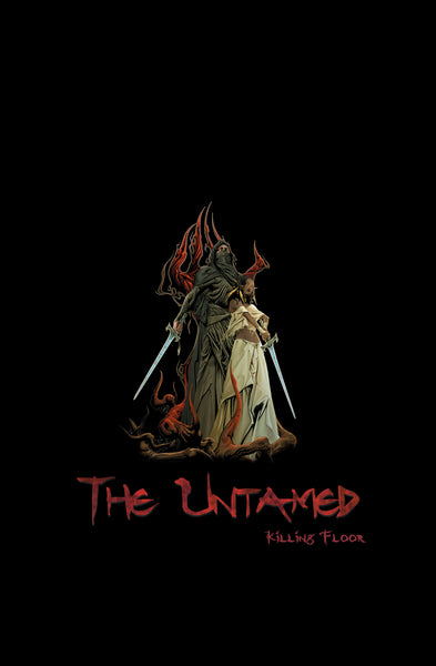 The Untamed: Killing Floor Hardcover Graphic Novel
