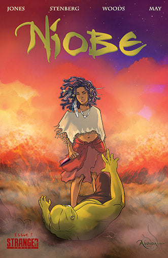 Niobe: She is Life #1-4 Woods Retail A 1st Print Bundle