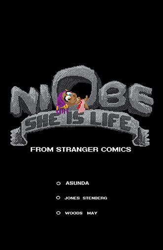 "Niobe: She is Life #2 ""Bonk"" Homage"