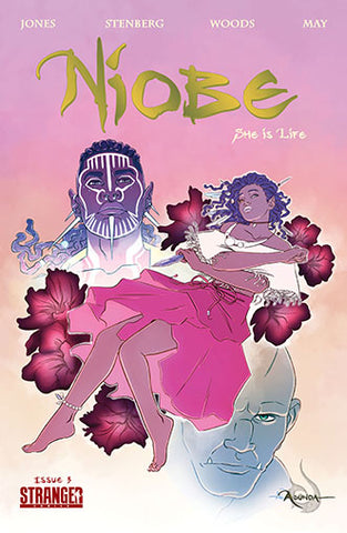 Niobe: She is Life #3 Woods Retail Cover A 1st Print