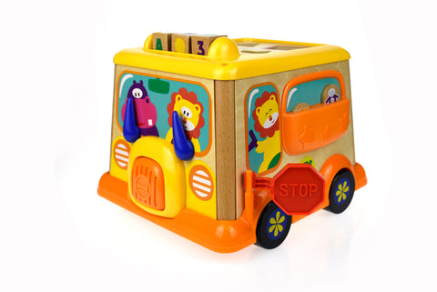 MY FIRST SCHOOL BUS