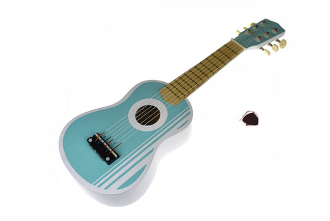 WOODEN GUITAR 54CM SPRING GREEN