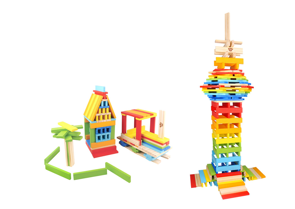 City Block - 150Pcs