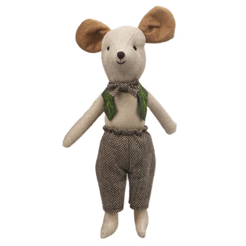 Donavan - 30cm Nordic Style Stuffed Plush Mouse