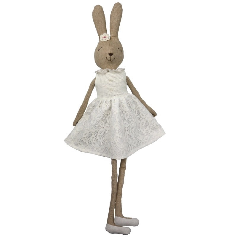 Estelle - 70cm Nordic Style Stuffed Plush Rabbit