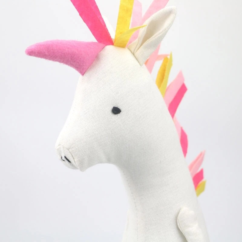 ROSIE - 65CM NORDIC STYLE STUFFED PLUSH PONY