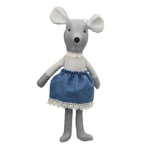 Harmony - 30cm Nordic Style Stuffed Plush Mouse