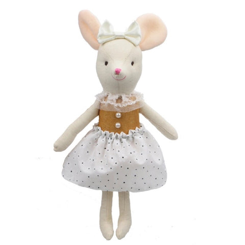 SCOUT - 30CM NORDIC STYLE STUFFED PLUSH MOUSE