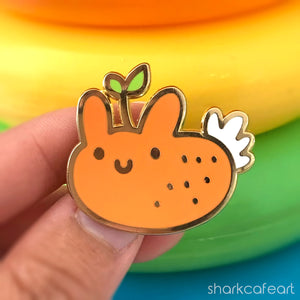 Orange Peel Nudibranch | Nudi Fruities Pin