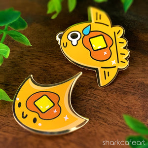 Manta Ray Pancake | Ocean Pancakes Single Pin
