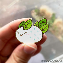 Load image into Gallery viewer, Snow Sea Bunny Pin