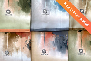 New Bloom (Satin Scarf)