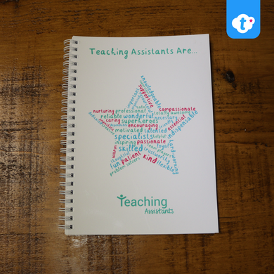 Teaching Assistant - Twinkl A5 Notebook