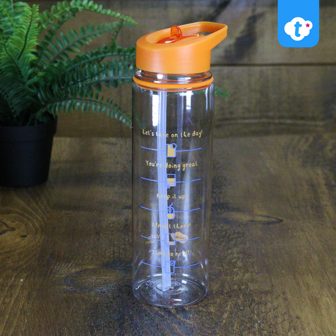 Private Tutor - Twinkl Motivational Water Bottle