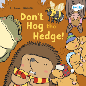Don't Hog The Hedge