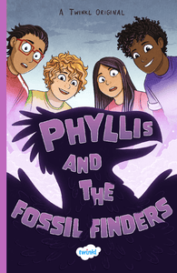 Phyllis and the Fossil Finders (7-11s)