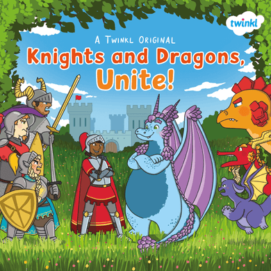 Knights and Dragons, Unite!
