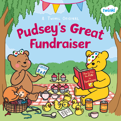 Pudsey's Great Fundraiser