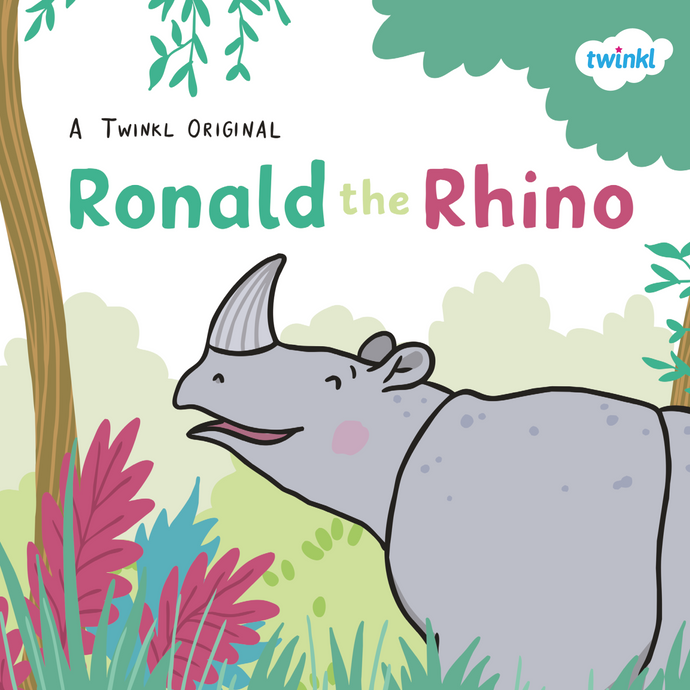 Ronald the Rhino