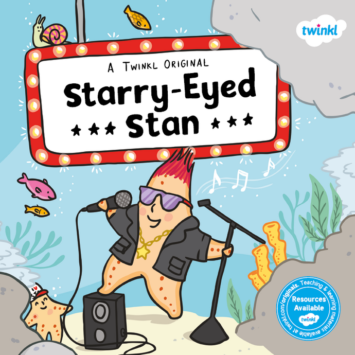 Starry-Eyed Stan (3-7s)