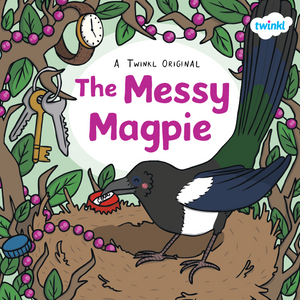 The Messy Magpie