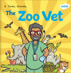 The Zoo Vet (3-7s)