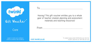 Core Subscription Gift Voucher (Annual)