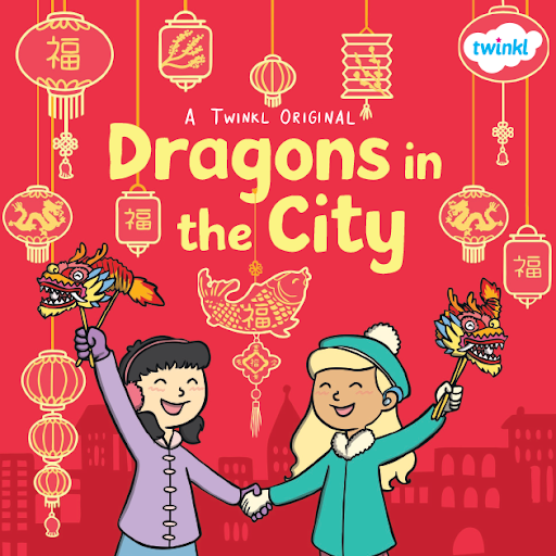Dragons in the City (3-7s)