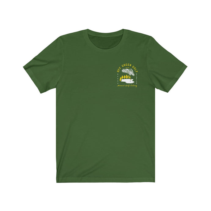 BEERS AND BIRDIES T-SHIRT