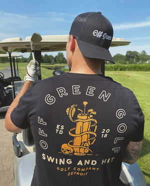 GOLF BAG T-SHIRT