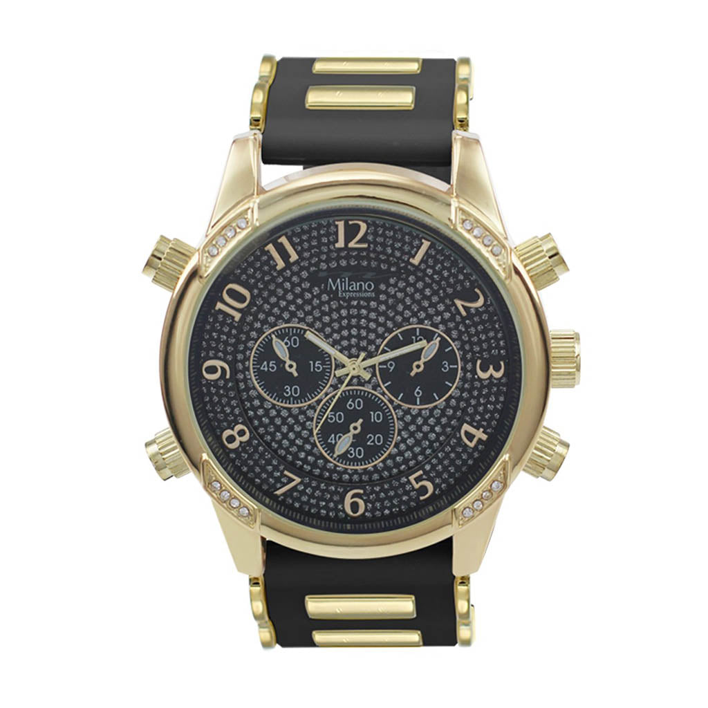 Frankfort - Men's Watch Akcessoryz