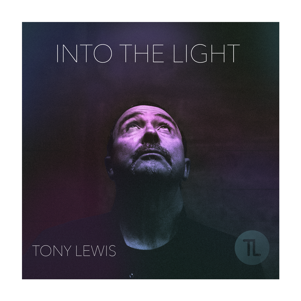 Tony Lewis - Into the Light CD - Signed
